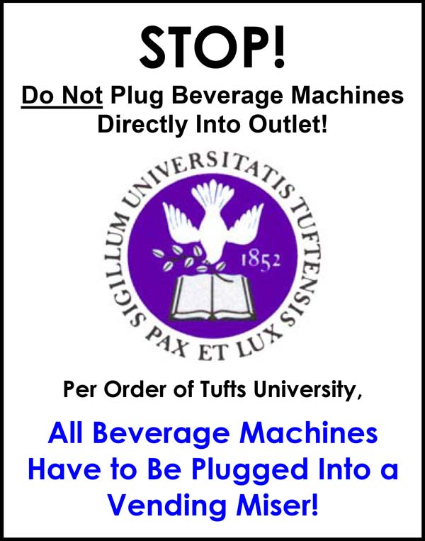 vending machine miser